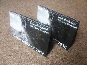 Kalender Sandsteinakt 2016