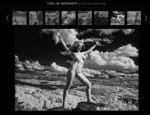 Online Galerie: Tisa in Infrarot